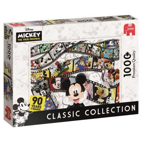 Puzzle - Mickeys 90. Geburtstag Micky Maus (Disney) - 1000 Teile