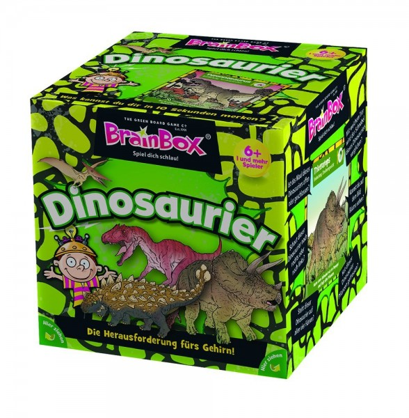 Brain Box - Dinosaurier (94938)
