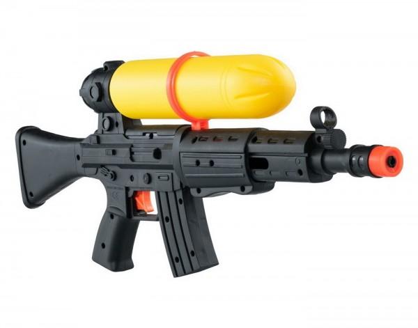 Wassergewehr mit Pumpfunktion schwarz