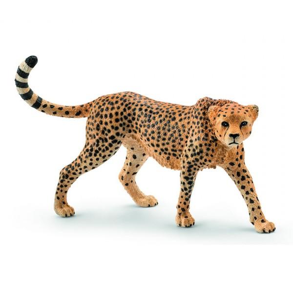 Gepardin - Schleich (14746) Wild Life