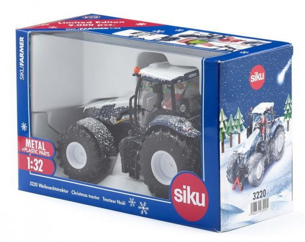 SIKU 3220 - Weihnachtstraktor New Holland T8 390 - limited Edition 2020