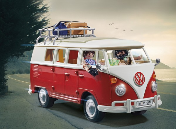 Playmobil 70176 - Volkswagen T1 Camping Bus (VW)
