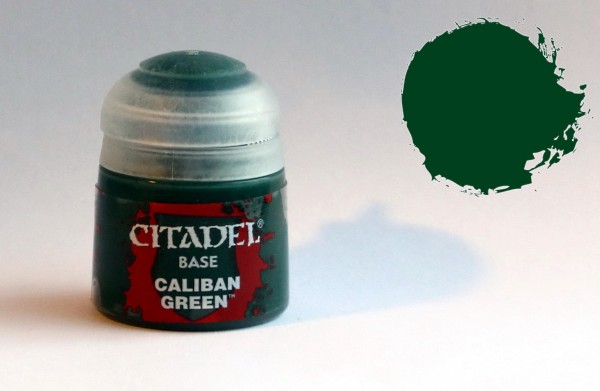 Citadel BASE Farbe - Caliban Green - 21-12