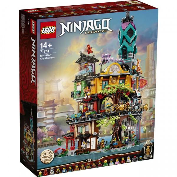 LEGO NINJAGO 71741 - Die Gärten von NINJAGO City