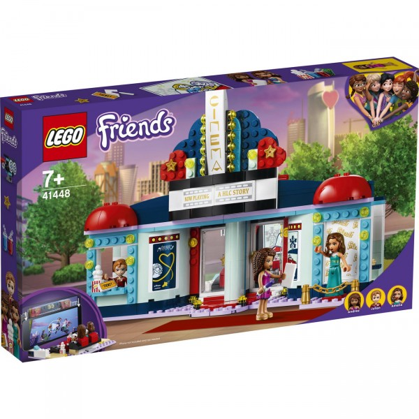 LEGO Friends 41448 - Heartlake City Kino