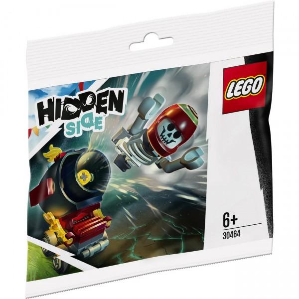 LEGO 30464 Hidden Side - El Fuegos Stunt-Kanone