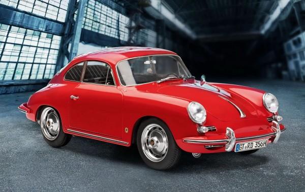 Revell 07679 - Porsche 356 Coupé - Auto Modell easy click