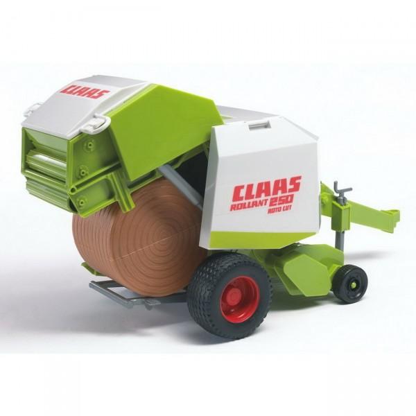 BRUDER 02121 - Claas Rollant 250 Rundballenpresse