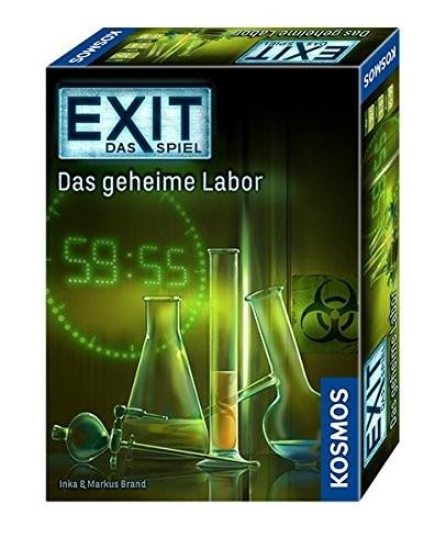 EXIT - Das geheime Labor (Kosmos 32950)