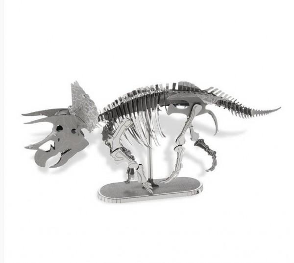 Metal Earth - Triceratops Skelett