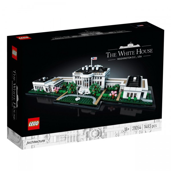 LEGO Architecture 21054 - White House
