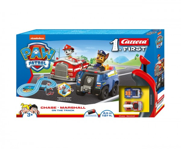 Carrera FIRST - PAW PATROL - On the Track (20063033)