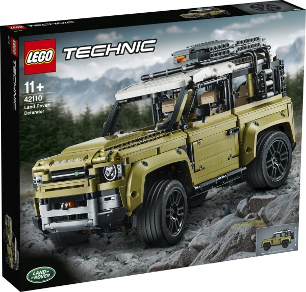LEGO Technic (42110) - Land Rover Defender