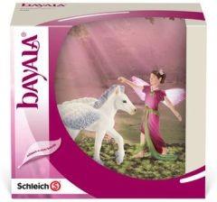 Scenery Pack Pegasus Fohlen mit Elfe - Schleich (41366) Bayala