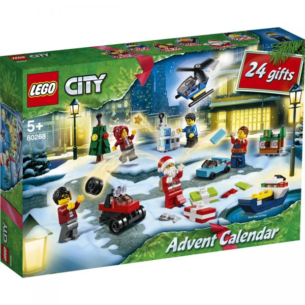 LEGO City - Adventskalender 2020 (60268)