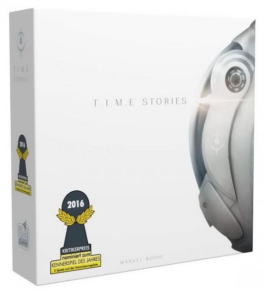 TIME STORIES - Grundspiel