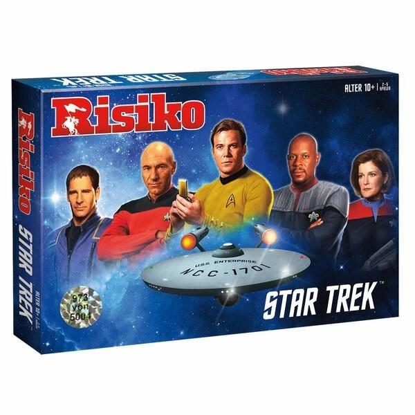 Risiko - Star Trek