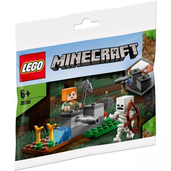 LEGO Minecraft 30394 - Skelett Abwehr