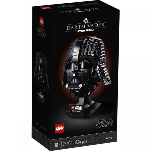 LEGO Star Wars 75304 - Darth-Vader Helm