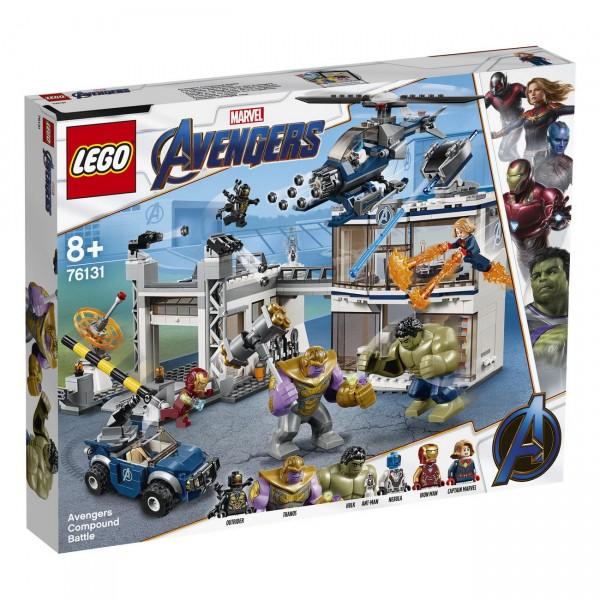 LEGO Marvel Super Heroes 76131 - Avengers Hauptquartier