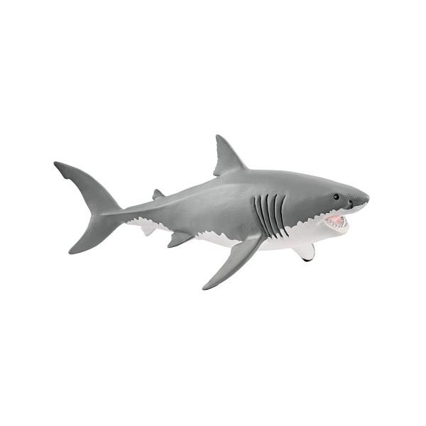 Weißer Hai - Schleich 14809 Wild Life