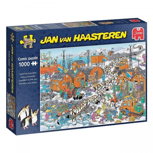 Puzzle - Expedition zum Südpol (van Haasteren) - 1000 Teile