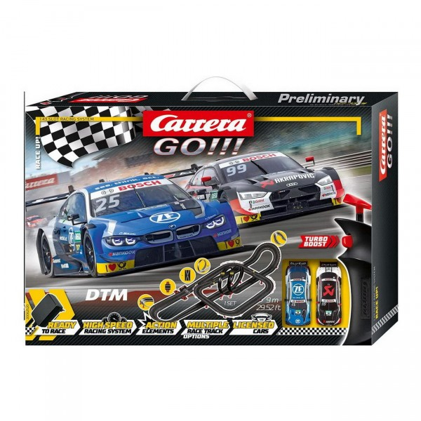 Carrera Go - Race Up (20062520) Rennbahn