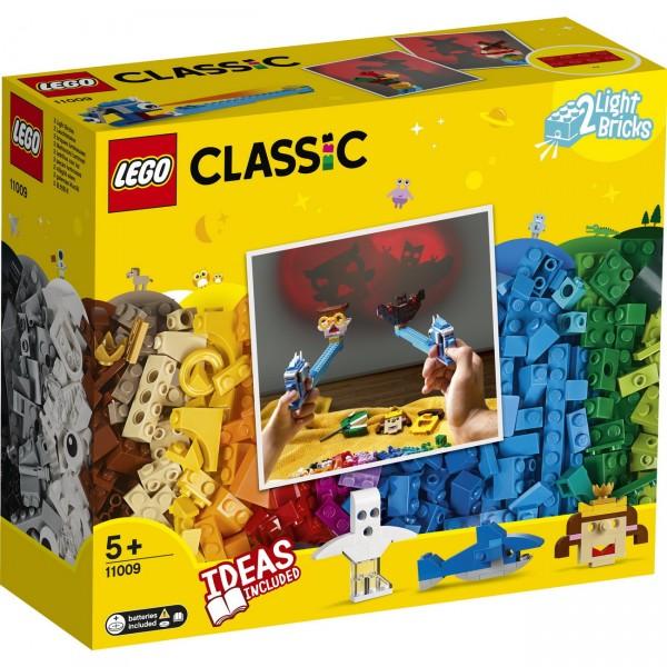 LEGO Classic 11009 - Bausteine Schattentheater
