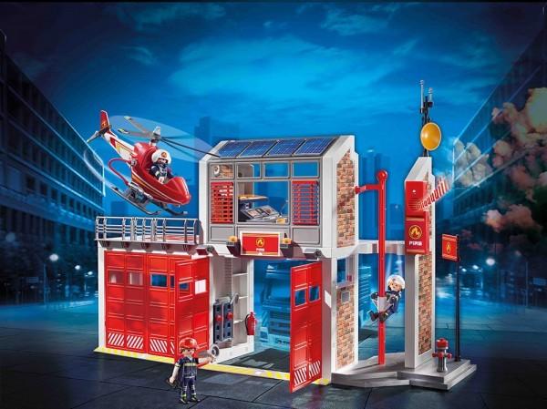 Playmobil 9462 - Große Feuerwache