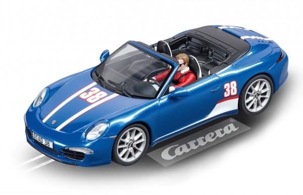 Carrera digital 132 - Porsche 911 Carrera S Cabriolet No 38 (30789)