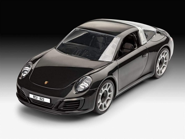 Revell Junior Kit - Porsche 911 Targa 4S (00822)