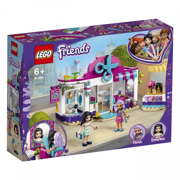 LEGO Friends - Friseursalon von Heartlake City (41391)