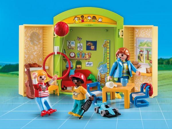 Playmobil 70308 - Spielbox Im Kindergarten - City Life