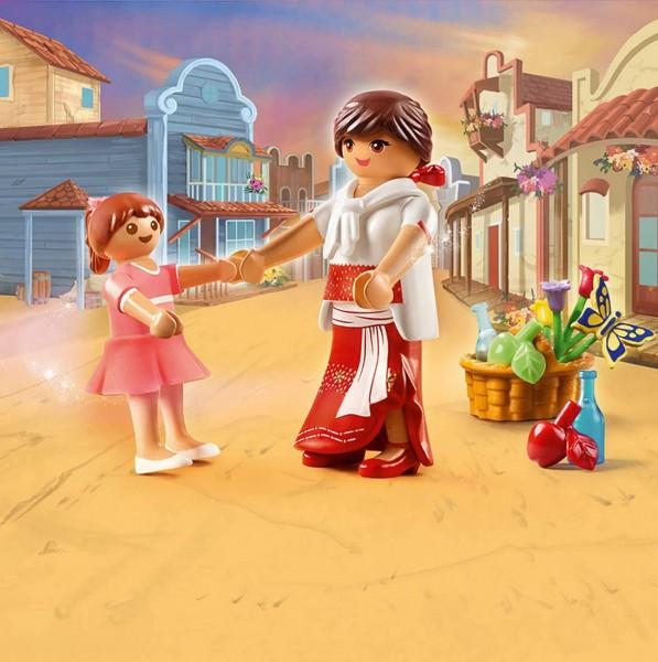 Playmobil 70699 - Klein Lucky und Mama Milagro - Spirit - Riding Free