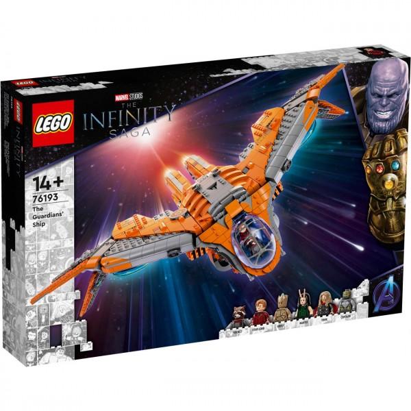 LEGO Marvel 76193 - Das Schiff der Wächter - Guardians