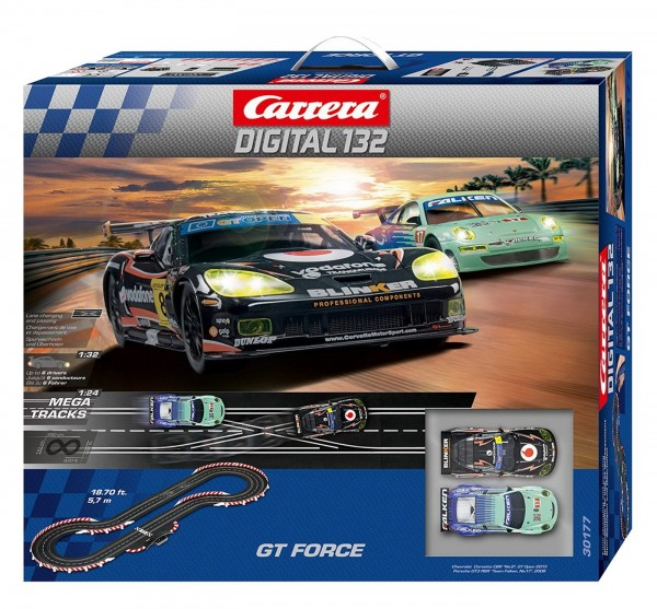 Carrera Digital 132 - GT Force (30177)