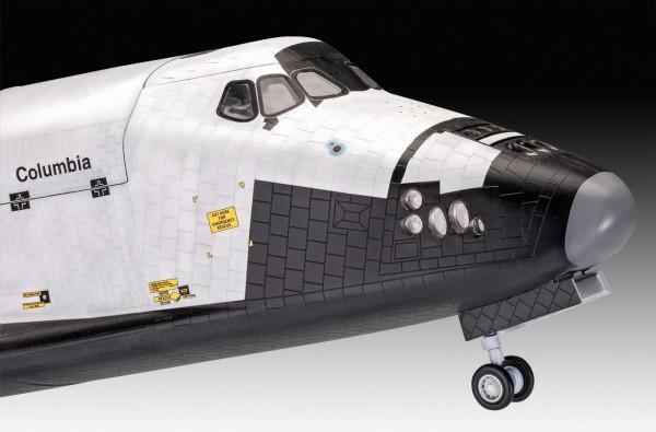 Revell 05673 - Space Shuttle - 40th Anniversary Geschenkset