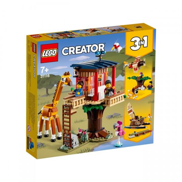 LEGO Creator 31116 - Safari-Baumhaus