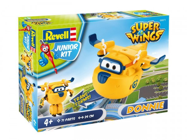 Revell Junior 00871 - Super Wings Donnie Modell
