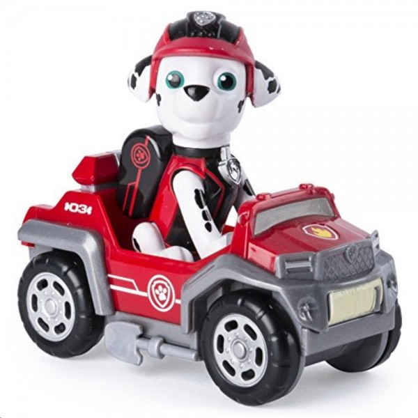 Marshall - Mini Rescue Rover - Paw Patrol Mission Paw