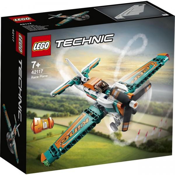 LEGO Technic 42117 - Rennflugzeug