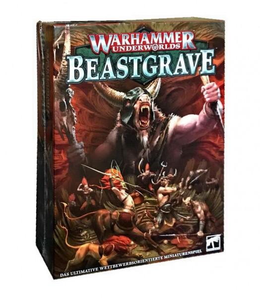 Warhammer Underworlds: Beastgrave (110-02-04)