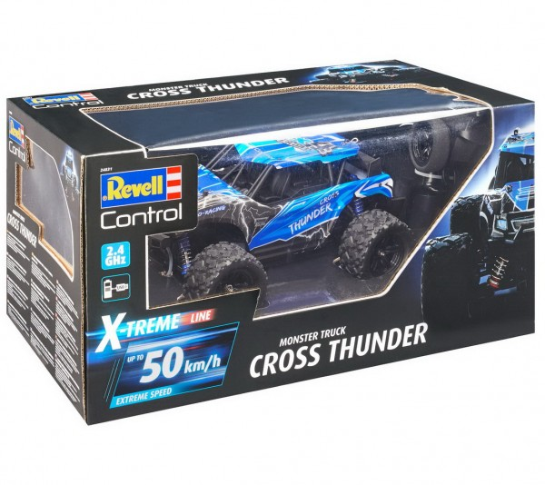 Revell Control 24831 - X-Treme CROSS THUNDER - RC Auto