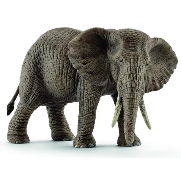 Afrikanische Elefantenkuh - Schleich (14761) Wild Life