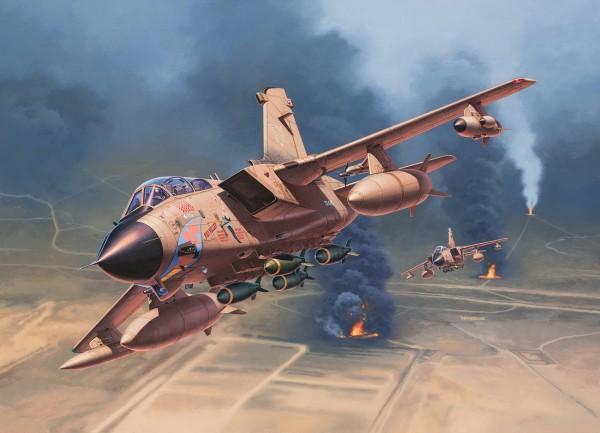 Revell 03892 - Tornado GR.1 RAF Gulf War - Flugzeug Modell