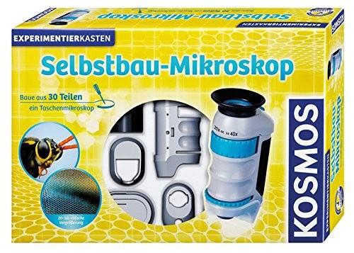 Selbstbau Mikroskop (Kosmos 634025)