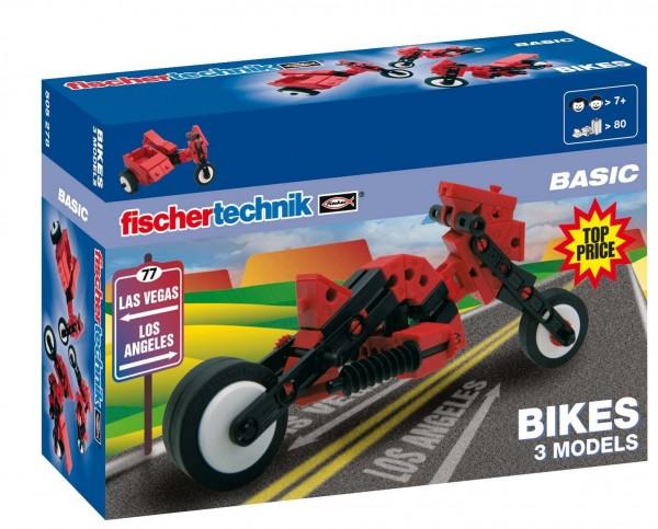 fischertechnik 505278 - Bikes (Basic)