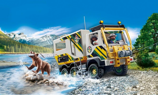 Playmobil 70278 - Expeditionstruck - Wild Life