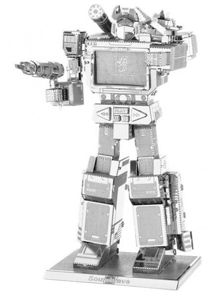 Metal Earth - Soundwave - Transformers