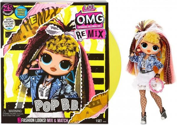 L.O.L. Surprise OMG - Remix Pop B.B.